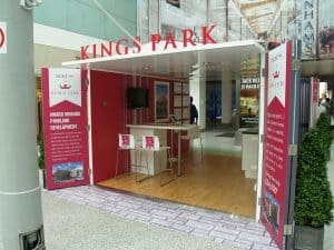 Exhibition Stands Kings park