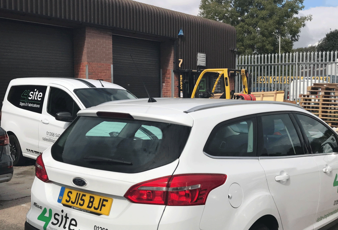 Vehicle Livery By 4 Site