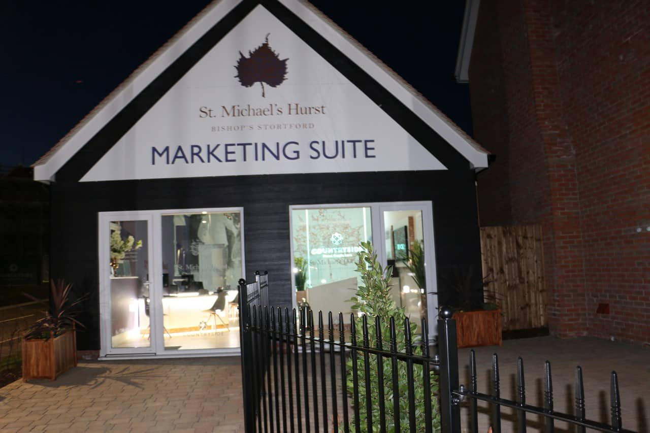 Marketing Suite In Bishops Stortford