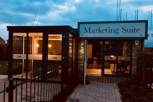 Marketing Suite At Night