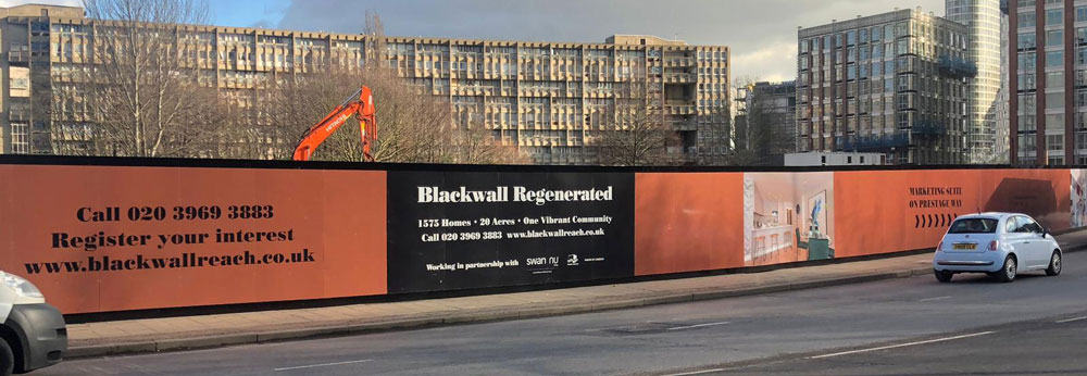 The Benefits Of Site Hoardings